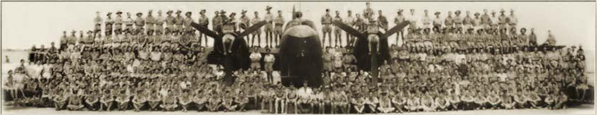 458 Squadron Portrait